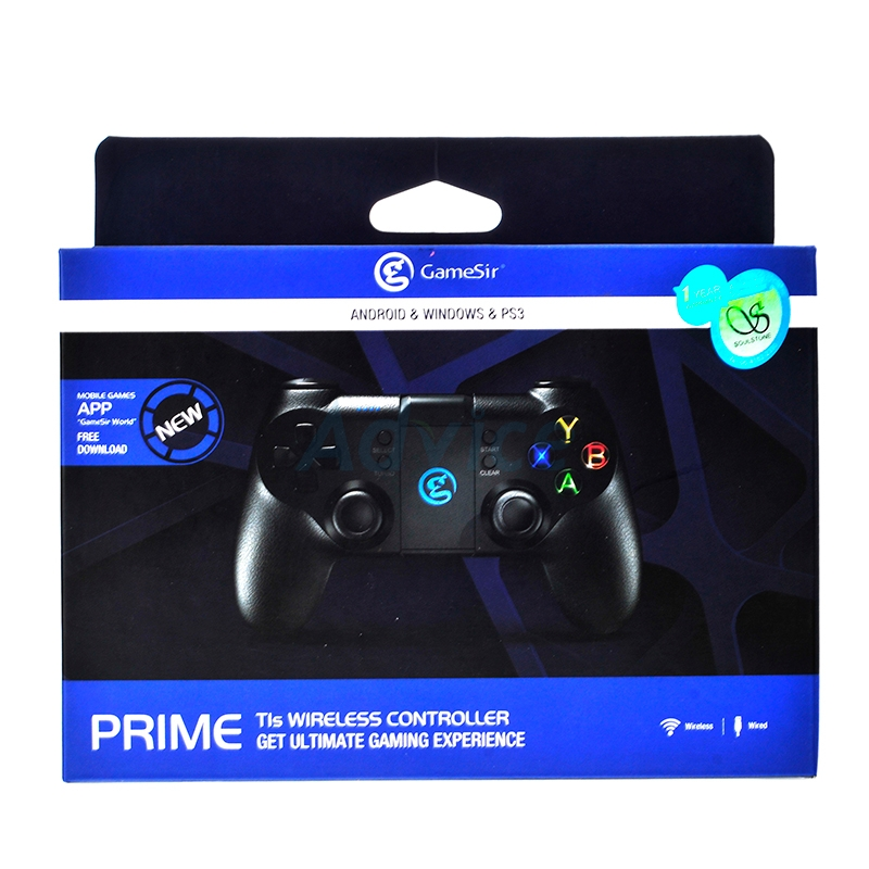 Controller Wireless GAMESIR (T1S) Black