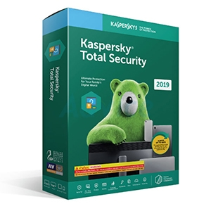 Kaspersky Total Security 2019 (1Desktop)