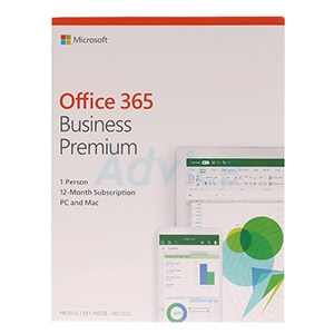 Microsoft Office 365 Business Premium 2019 (FPP  KLQ-00429)