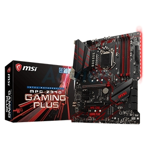 (1151V2) MSI Z390 GAMING PLUS