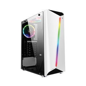 ATX Case (NP) TSUNAMI Galaxy G7 (White)