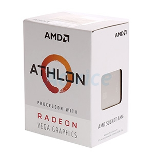 CPU AMD AM4 ATHLON 200GE