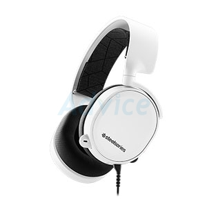 HEADSET (7.1) STEELSERIES ARCTIS 3 (WHITE)