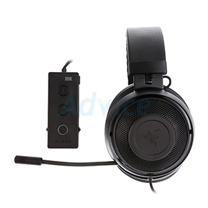 HEADSET (7.1) RAZER KRAKEN TOURNAMENT EDITION (BLACK)