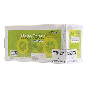 Toner-Re FUJI-XEROX CT201634 M - HERO
