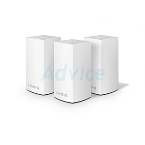 Whole-Home Mesh LINKSYS VELOP (WHW0103-AH) Wireless AC3900 Dual Band (Pack 3)