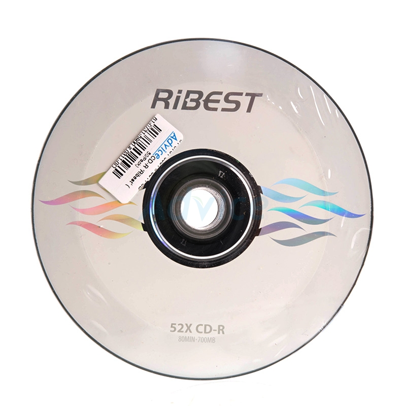 CD-R RIBEST (50/Pack)