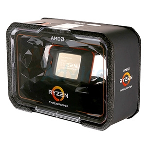 CPU AMD TR4 RYZEN THREADRIPPER 2970WX (NO CPU COOLER)