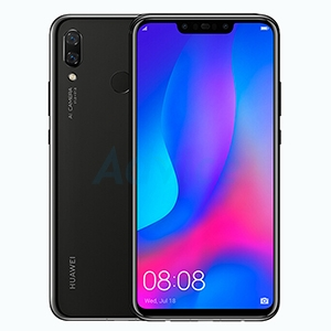 HUAWEI Nova3 Black ( Activate)