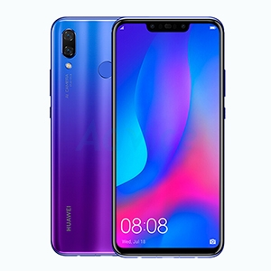 HUAWEI Nova3 Iris Purple ( Activate)
