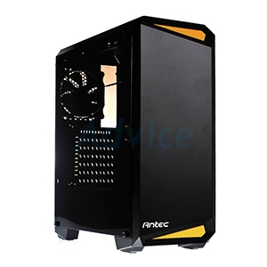 ATX Case (NP) ANTEC NX100 (Black/Yellow)