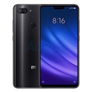 XIAOMI Mi 8 Lite 6+128  Midnight Black