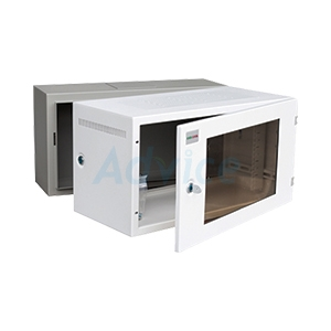 Rack Cabinet 6U (50 cm.) DATA RACK (D1-60506)