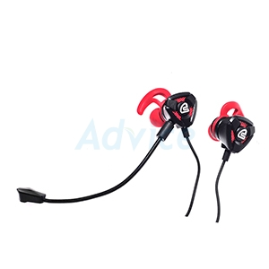 HEADSET (IN-EAR) SIGNO E-SPORT EP-609 DEXSTER (BLACK/RED)