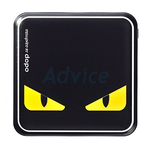 POWER BANK 10000 mAh 'DOPO' (Devil-A10) Black