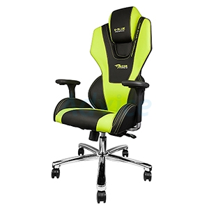 CHAIR E-BLUE Type-Z EEC304 Gaming (Black/Green)