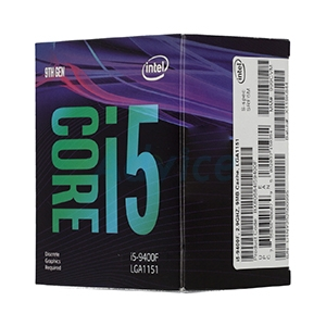 CPU INTEL CORE I5 - 9400F LGA 1151V2 (ORIGINAL)