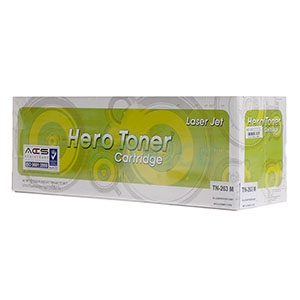 Toner-Re BROTHER TN-263 M - HERO