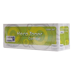 Toner-Re BROTHER TN-263 Y - HERO