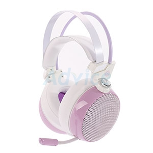 HEADSET (7.1) NEOLUTION E-SPORT X BNK48 (PURPLE)