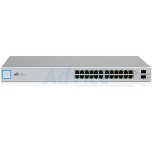 Gigabit Switching Hub UBIQUITI (US-24) 24 Port + 2 port SFP (17