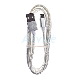 Cable USB To Micro USB (1M EDC-10) Nylon
