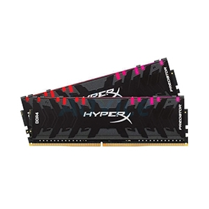 RAM DDR4(3200) 16GB (8GBX2) Kingston Hyper-X PREDATOR RGB (HX432C16PB3AK2/16)