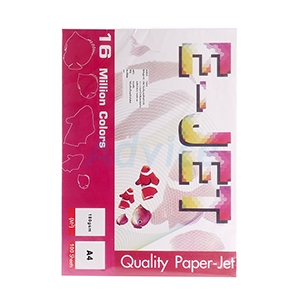 Photo Inkjet Glossy A4 180G. E-JET  (100/Pack)