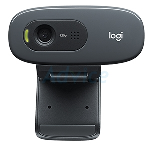 Webcam Logitech (C270) Black