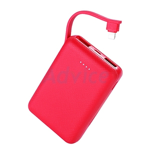 POWER BANK 10000 mAh 'JOYROOM' (D-M200) Red
