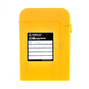 BOX HDD 3.5 ORICO PHI-35 (Yellow)