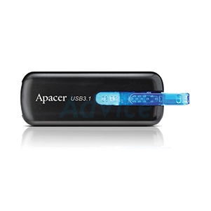 32GB 'Apacer' (AH354) USB 3.1 Black