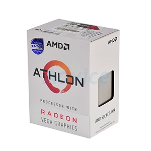 CPU AMD AM4 ATHLON 240GE