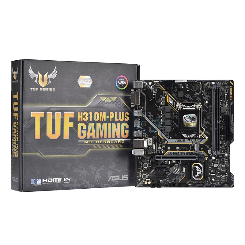 (1151V2) ASUS TUF H310M PLUS GAMING