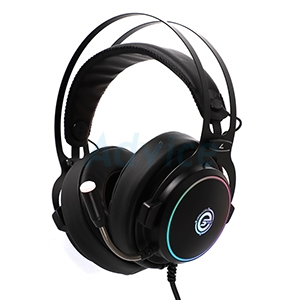 HEADSET (7.1) NEOLUTION E-SPORT LUMINA RGB (BLACK)