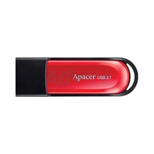 16GB Apacer (AH25BR) USB3.1 Red/Black
