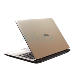 Notebook Asus X407UF-BV122T (Gold)