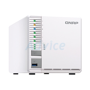 NAS QNAP (TS-332X-2G, Without HDD.)