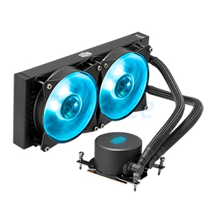 LIQUID COOLING COOLERMASTER MasterLiquid ML280 RGB TR4