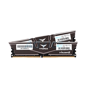 RAM DDR4(2666) 32GB (16GBX2)TEAM Vulcan Z Gray