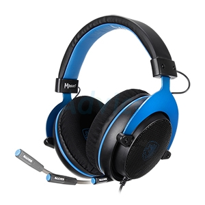 HEADSET (2.1) SADES M-POWER (Black)