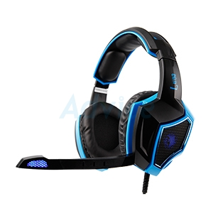 HEADSET (7.1) SADES LUNA (BLACK)