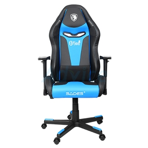 CHAIR SADES Orion (Black/Blue)