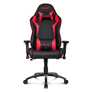 CHAIR AKRACING CORE SERIES SX (RED) [AK-SX-RD]