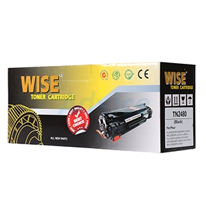 Toner-Re BROTHER TN-2460/2480 - WISE