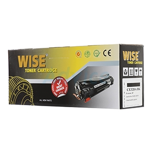 Toner-Re HP 128A-CE320A BK - WISE