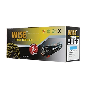 Toner-Re HP 128A-CE321A C - WISE