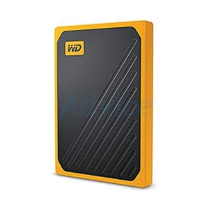500 GB Ext SSD WD My Passport GO Yellow (WDBMCG5000AYT)