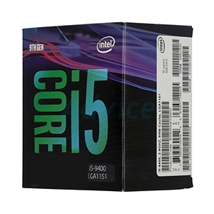CPU INTEL CORE I5 - 9400 LGA 1151V2 (ORIGINAL)