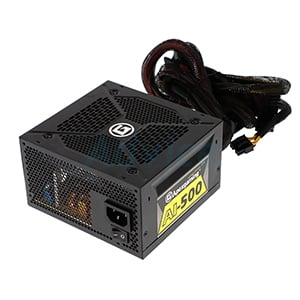 PSU (80+ White) Apexgaming AI 500W.